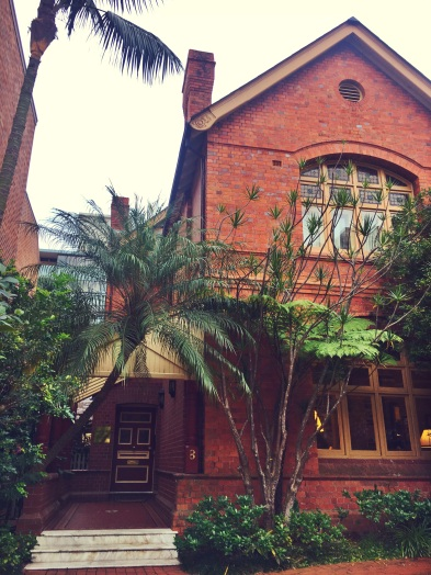 Simpsons of Potts Point