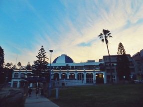 Coogee beach Pavillion; highly recommended for a reason