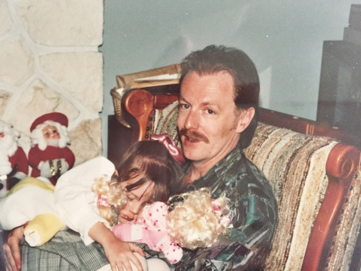 Napping on Christmas Eve since 1989